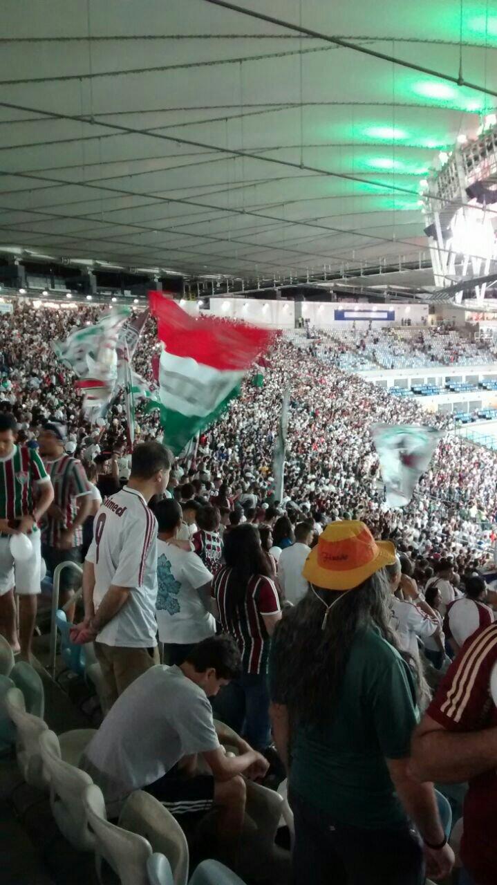 Partida entre Flu e Galo terá novidades no acesso ao Maracanã ... b09bb74e026f4